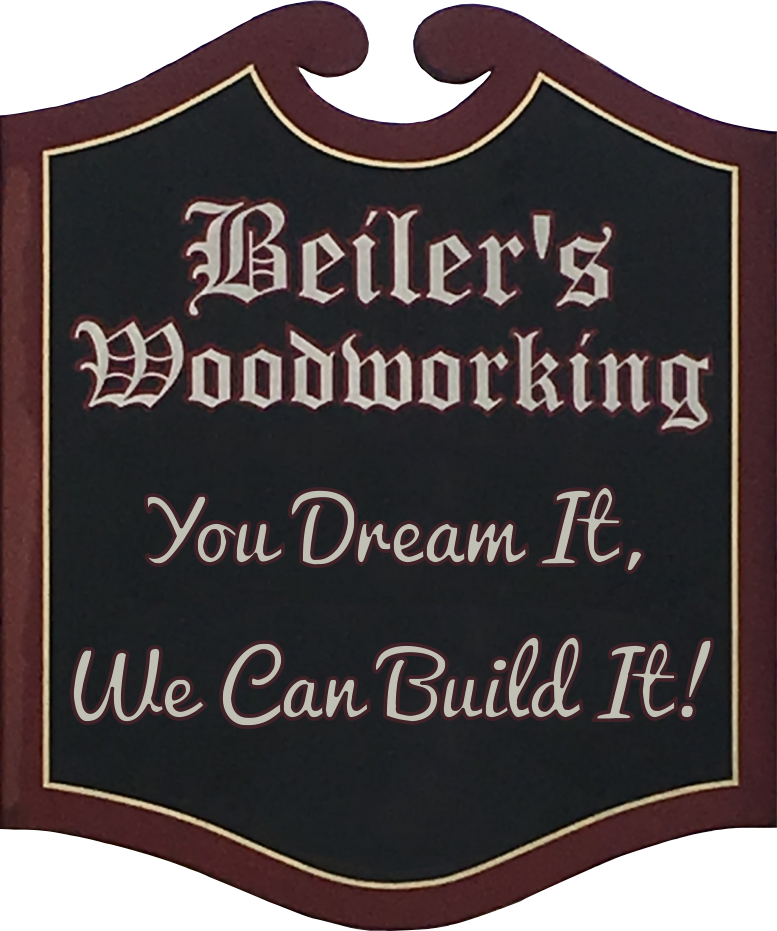 Beiler's Woodworking Logo