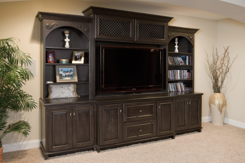 Hand-Crafted Custom Cabinetry Photo